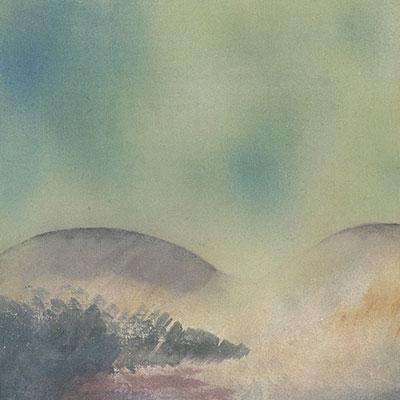 Farmer's Trust · Acrylic and tempera on canvas · 31 x 31 cm